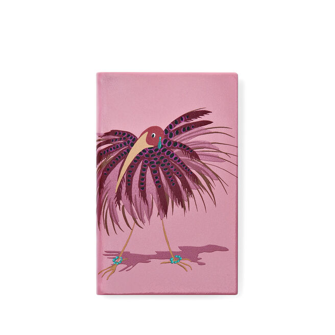 Bird Print Panama Notebook