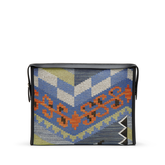 Kilim Zip Guard Folio
