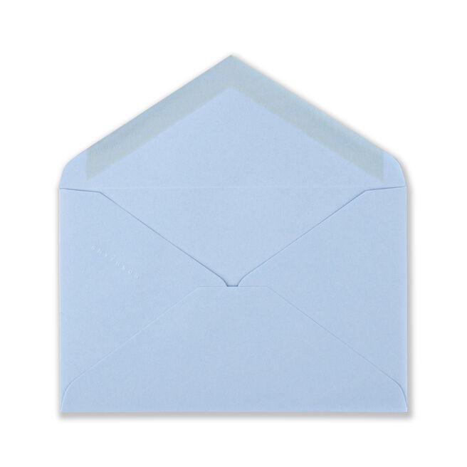 Bond Street Blue Kings Envelopes