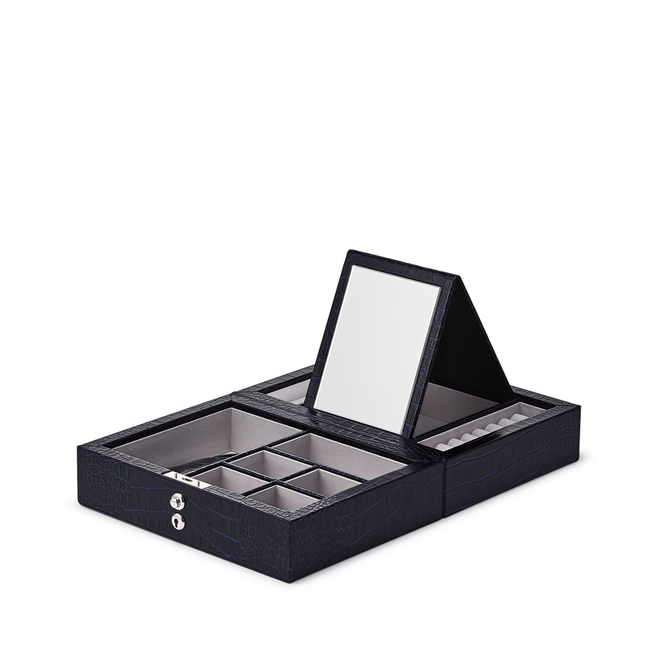Mara Mini Travel Jewellery Box