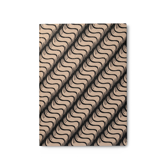 'S' Monogram Soho Notebook