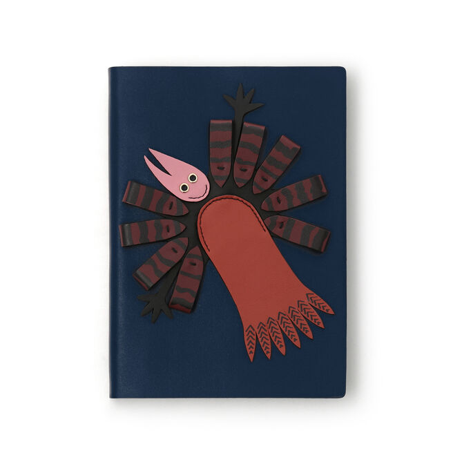 Soho Couture 3D Bird Applique Notebook