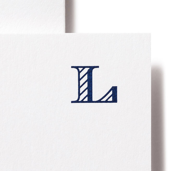 L Alphabet Cards