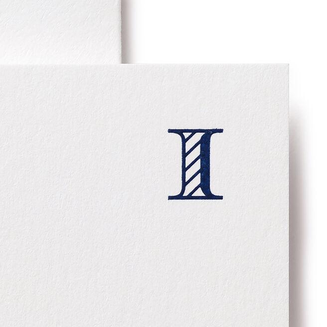 I Alphabet Cards