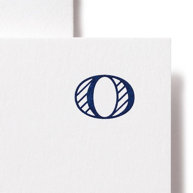 O Alphabet Cards
