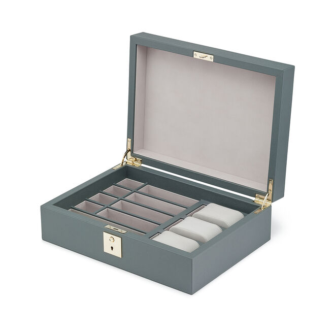 Grosvenor Small Gentlemen's Accessory Box