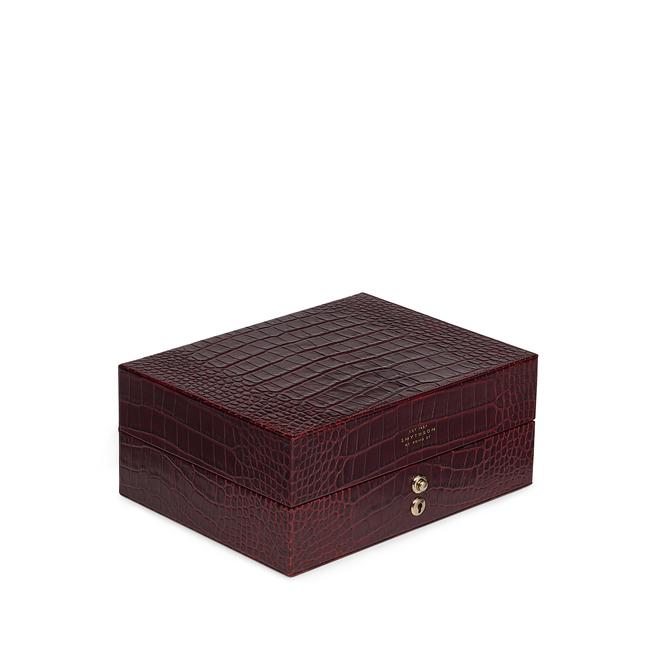 Mara Mini Travel Jewellery Box