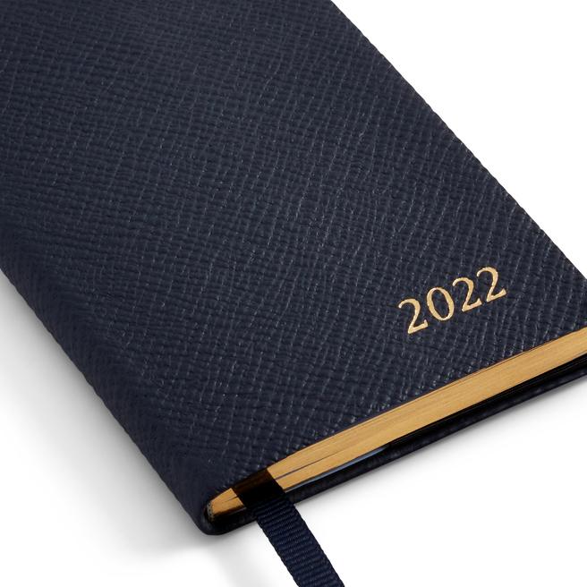 Agenda Wafer 2022 avec poche