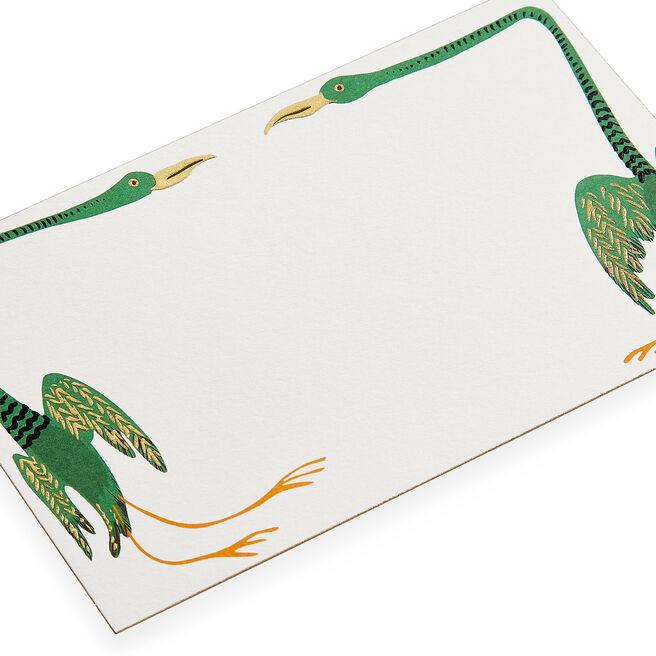 Bird Frame Correspondence Cards