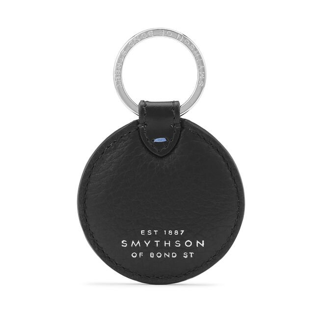 Burlington Disc Keyring