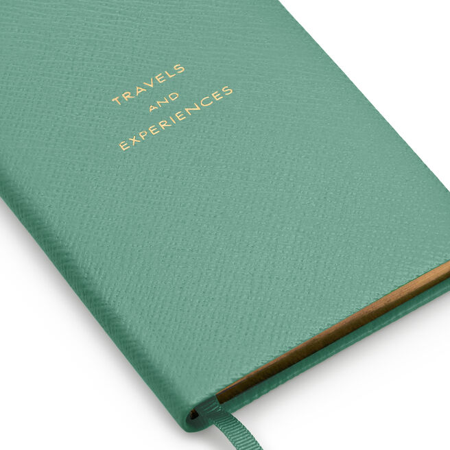 Travels and Experiences Panama Notebook