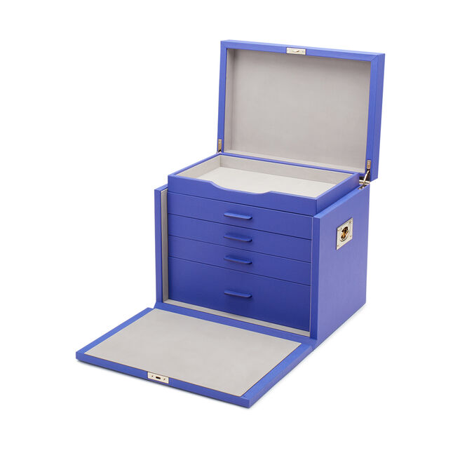 Grosvenor Deluxe Jewellery Box