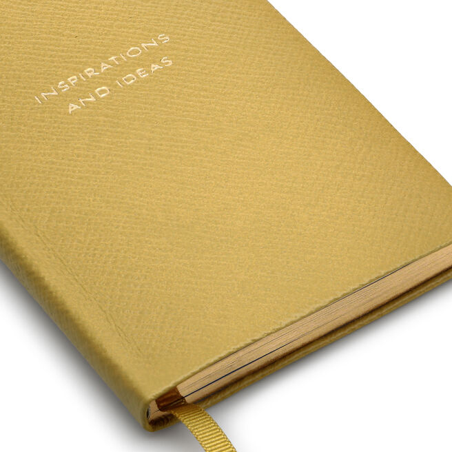Inspiration and Ideas Panama Notebook