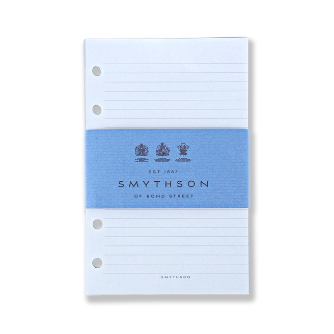 Bijou Organiser Notes Refill White