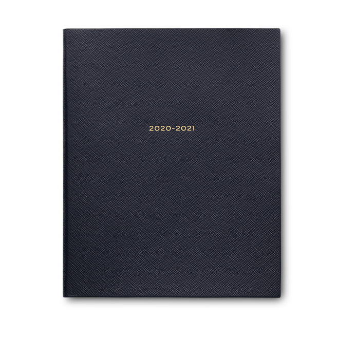 2020/21 Mid-Year Portobello Diary with Pocket