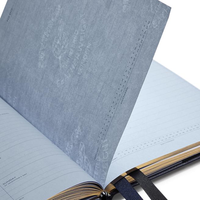 2020/21 Mid-Year Soho Diary with Pocket