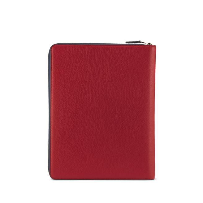 Burlington Ipad Mini Zip Case Flag Red