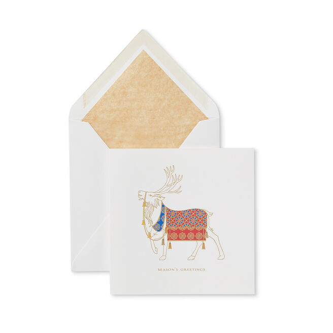 Nordic Stag Christmas Cards