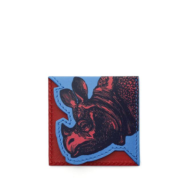Bond Animal Rhino Bookmark