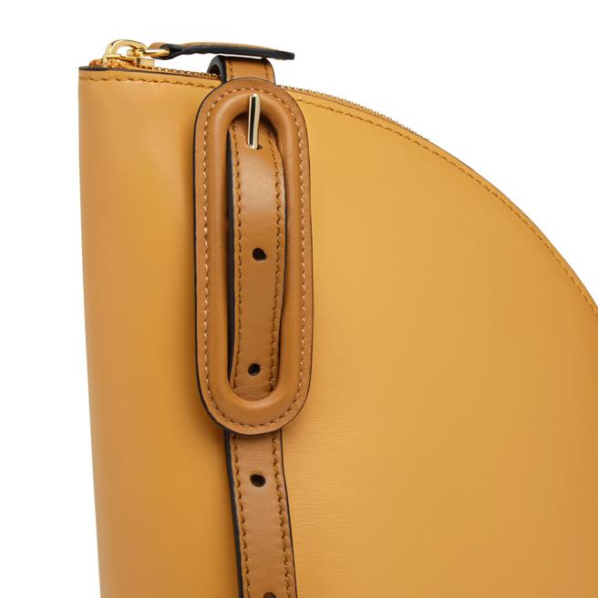 Madison 1/4 Moon Crossbody Bag