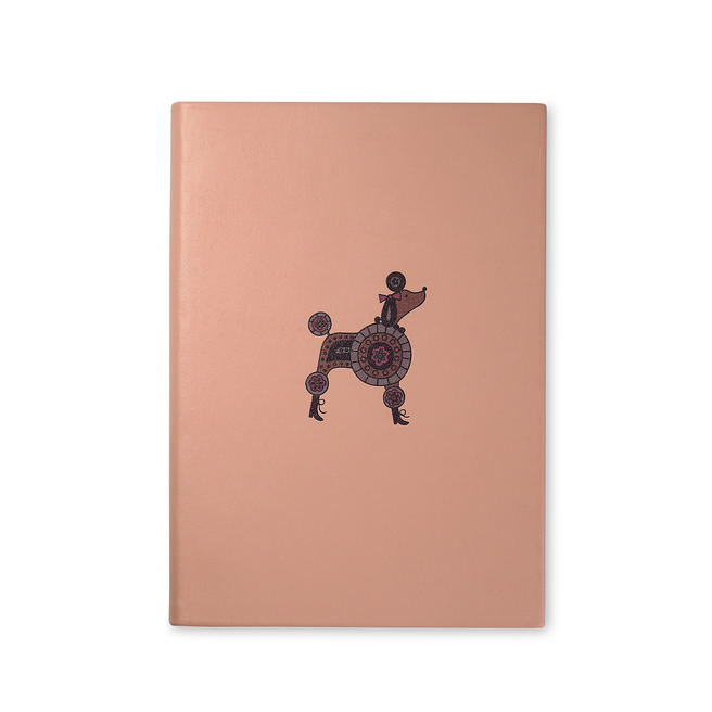Poodle Soho Notebook