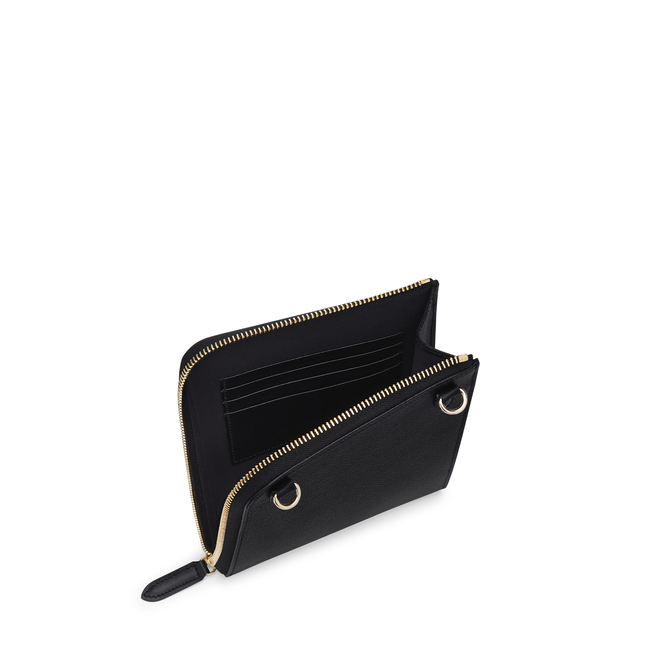 Panama Crossbody Travel Wallet