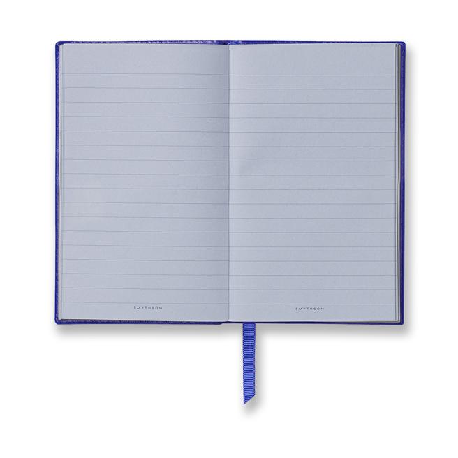 Sloane Ranger Panama Notebook Cobalt