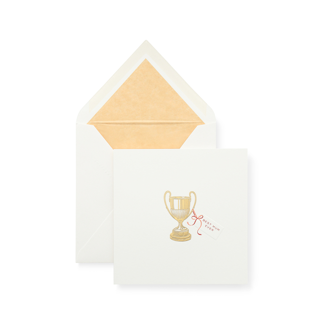 Trophy Mother's Day Card