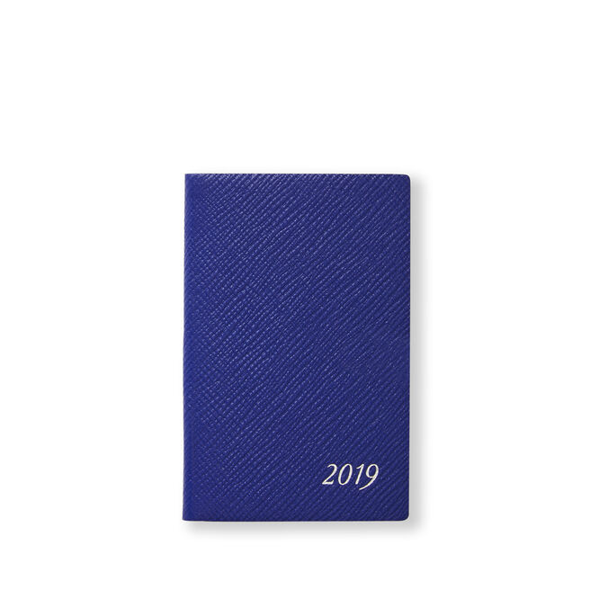 2019 Wafer Agenda with Pocket