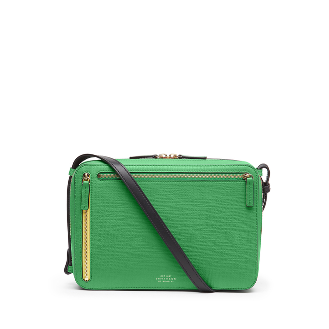 Panama Sliding Strap Zip Crossbody Bag