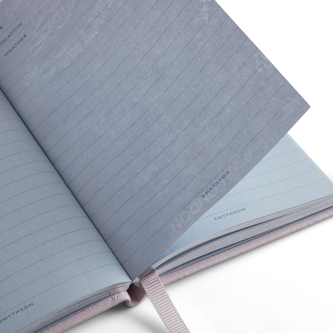 Travel and Experiences Notebook