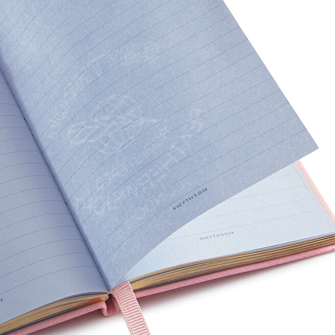 And Of Course Panama Notebook Candy Pink