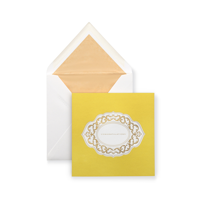 Studded Congratulations Card