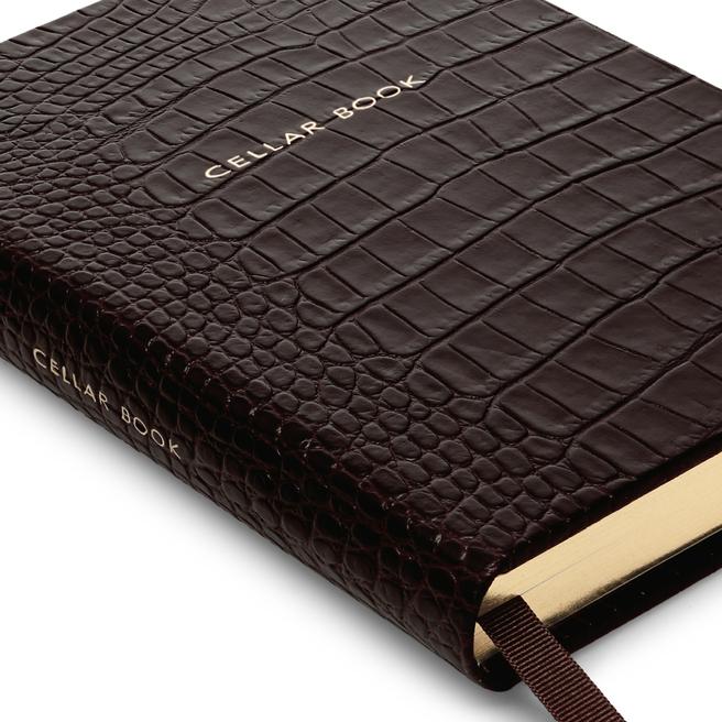 Mara Hardbound Cellar Book