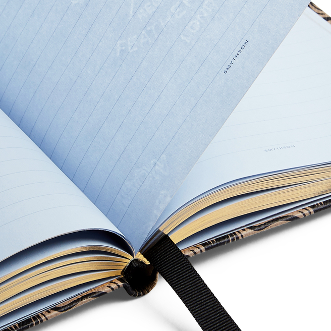 'S' Monogram Soho Notebook