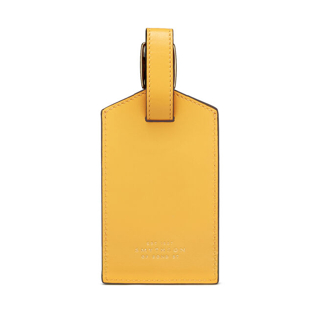 Bond Luggage Tag