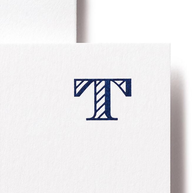 T Alphabet Cards