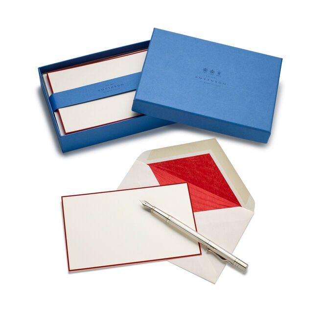 Bordered Correspondence Cards