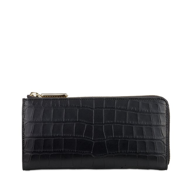 Wilde Slim Zip Purse