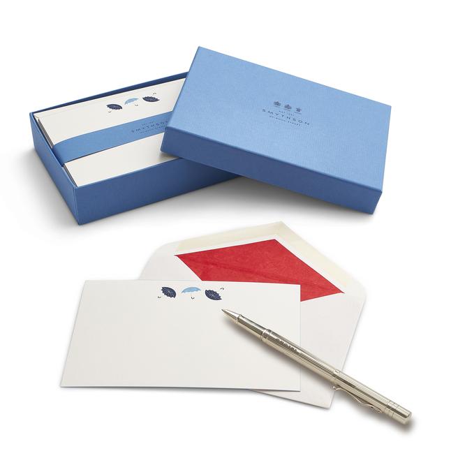 British Umbrellas Correspondence Cards