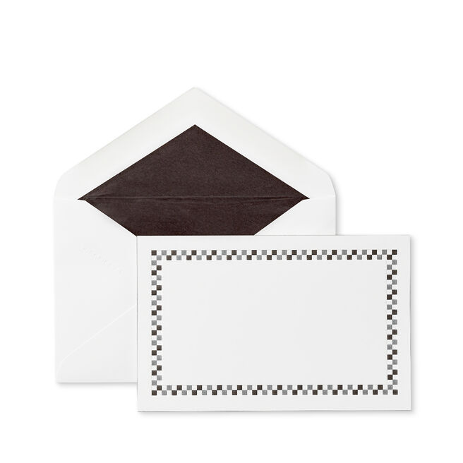 Chequerboard Correspondence Cards