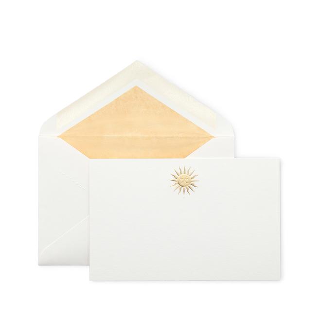 Sun Motif メッセージカードセット