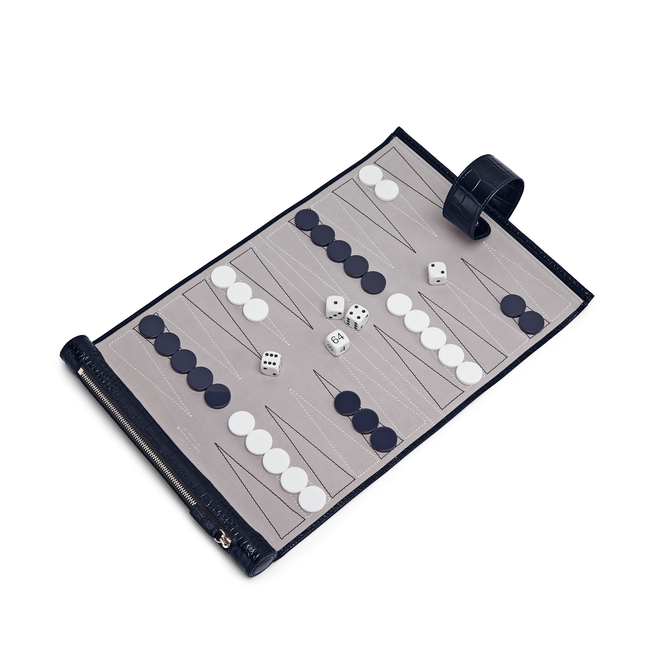Mara Travel Backgammon Roll
