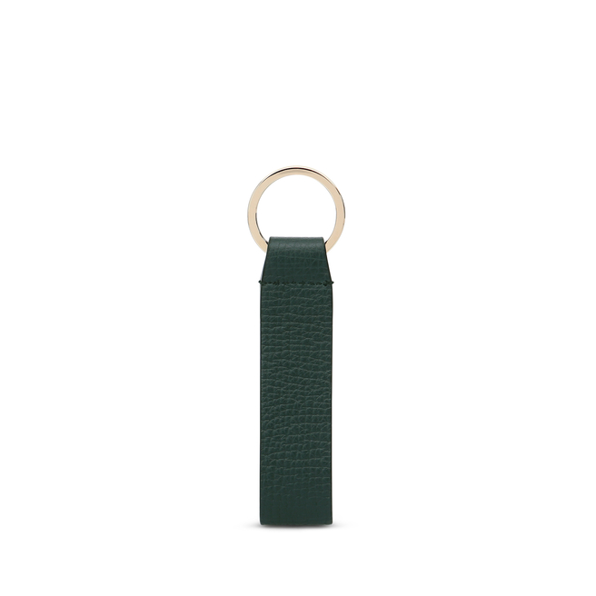 Ludlow Keyring with Leather Strap