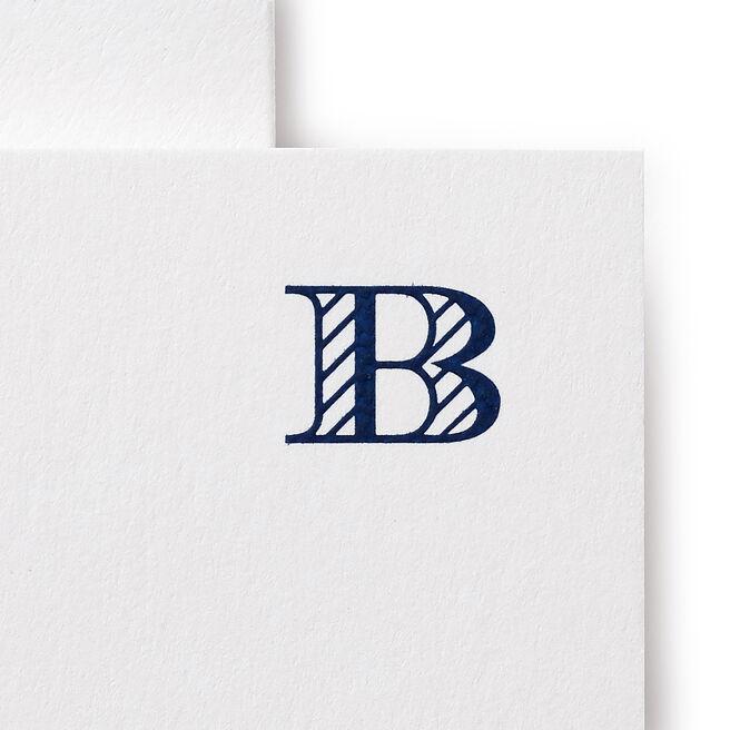 B Alphabet Cards