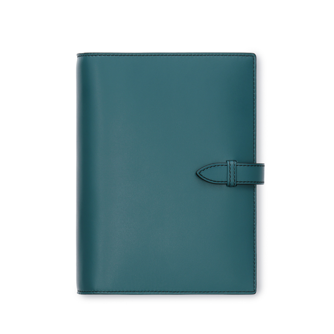Bond Organiser in Smooth Leather