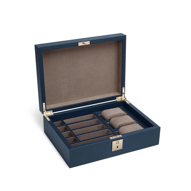 Grosvenor Gentleman's Accessory Box