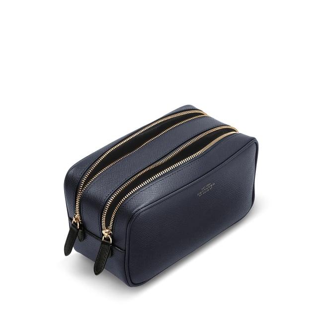 Panama Double Zip Washbag