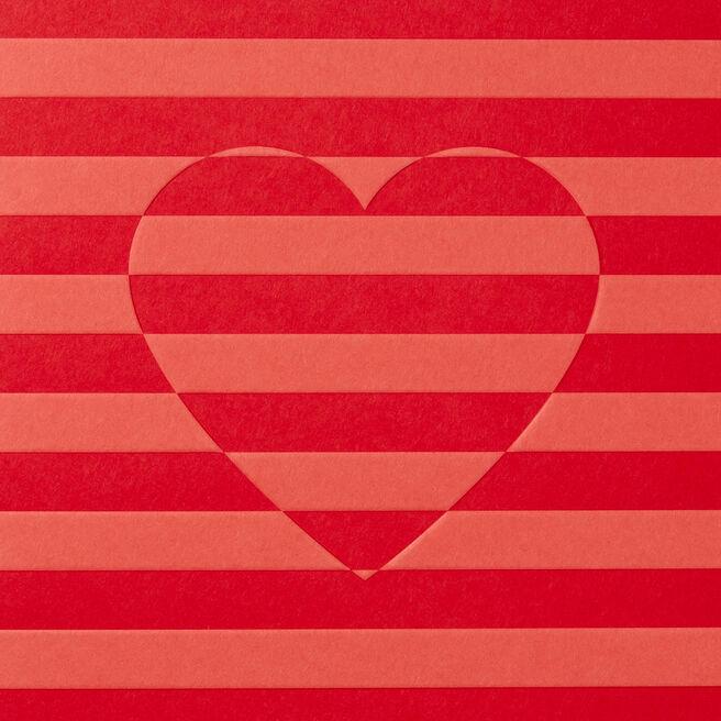 Secret Heart Valentine'S Card