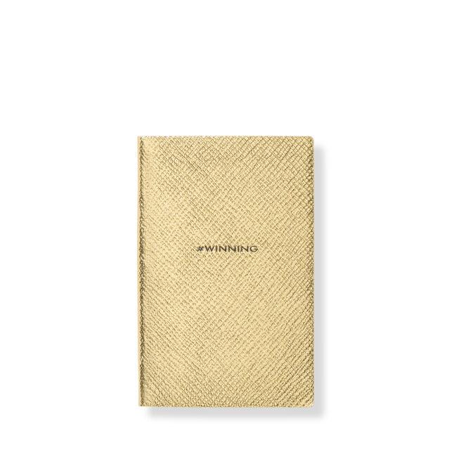 #Winning Wafer Notebook
